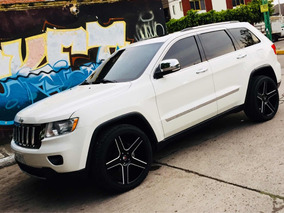 Jeep Grand Cherokee Limited Premium Impecable Todo Pagado