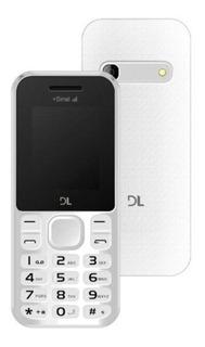 Celular Dl Yc-210 2 Chips Tela 1,8 Câmera Desbloqueado