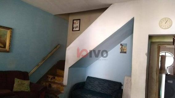 Sobrado 2 Quartos, 106 M² Úteis R$ 550.000 - Planalto Paulista Sp - So0192