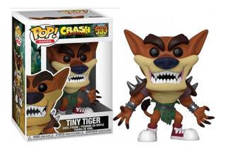 Funko Pop 533 Crash Bandicoot - Tiny Tiger