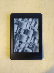 Kindle Paperwhite 3ª Ger. Wifi + Capa De Couro Amazon