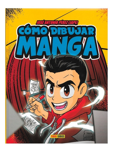 Imagen 1 de 1 de Como Dibujar Manga - Ed Panini - Figura Y Cuerpo Humano