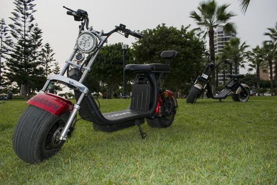 Motos Scooter Electricas Cattini - Runa