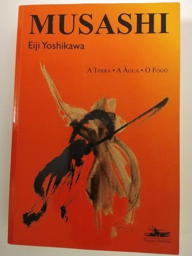 Livro Musashi Vol. 1  - Eiji Yoshikawa