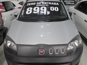Fiat Uno 1.4 Way Zero De Entrada + 60 X 899,00 Fixas