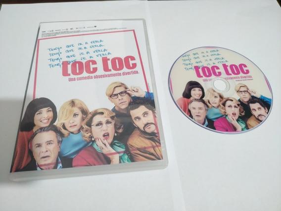 Dvd Filme - Toc.toc-uma Comedia Obsesivamente Divertida