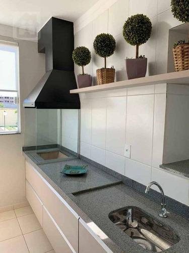 Imagem 1 de 22 de Apartamento Com 2 Dormitórios À Venda, 69 M² Por R$ 189.000,00 - Concórdia Iv - Araçatuba/sp - Ap0413