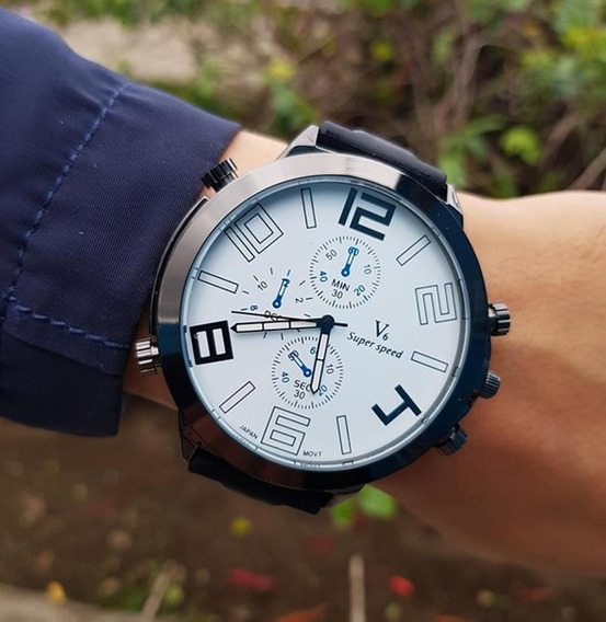 Nuevo Reloj V6 Super Speed!! Big Watch!! Super Deportivo!