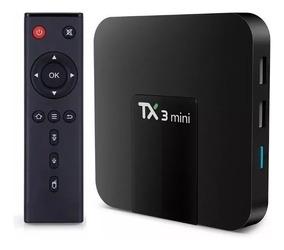 Tv Box Tx3 Mini 4k 2gb Ram 16gb Android Wifi Wireless Gpu