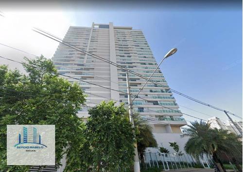 Imagem 1 de 30 de Apartamento Com 1 Dormitório Para Alugar, 45 M² Por R$ 4.400/mês - Santo Amaro - São Paulo/sp - Ap3729