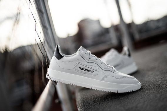 Tenis adidas Sc Premiere Raw White Chalk White 100%originals