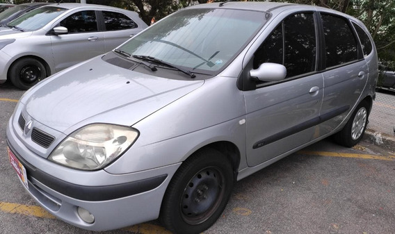 Renault Scénic 1.6 Expression 16v Gasolina 4p Manual