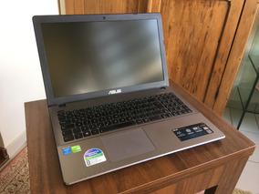 Notebook Asus X550l I5-4210u 750gb 8gb Ram - Funcionando!