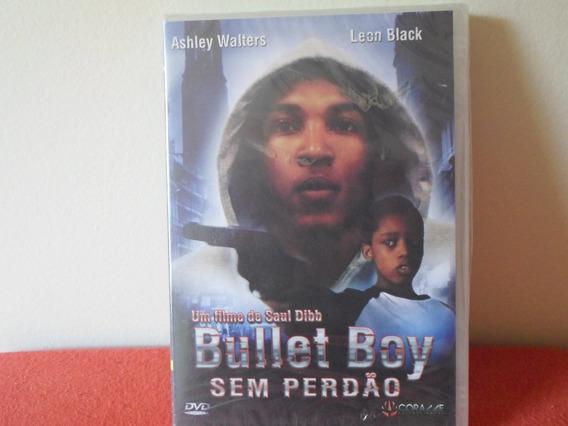 Dvd Bullet Boy - Sem Perdão - Dublado - Novo