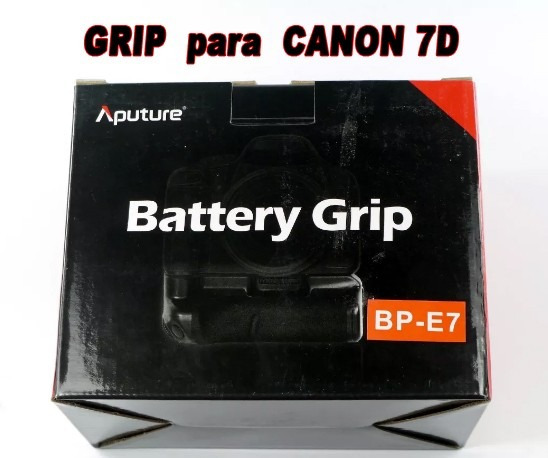Grip Para Canon 7d Aputure