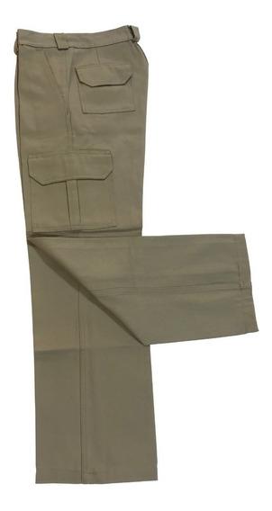 Pantalón De Trabajo Cargo Gaucho - Talles 38 Al 54