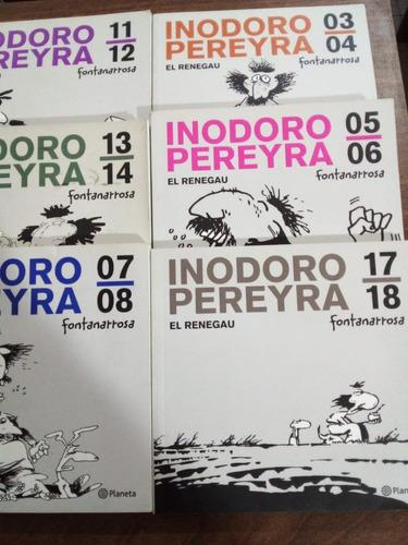 Lote Inodoro Pereyra X 6