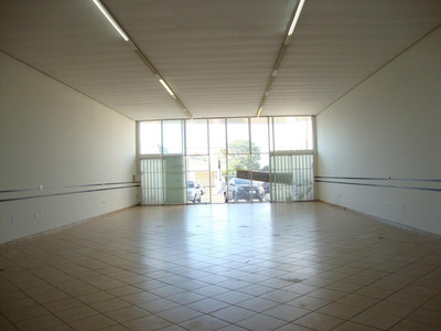 Salão Comercial Para Locação, Vila Frezzarin, Americana. - Sl0069