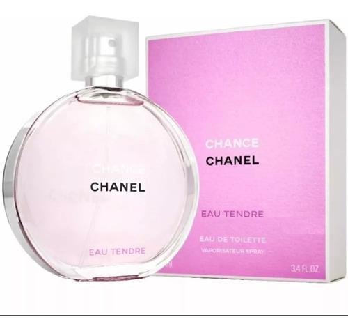 Perfume Loción Chance Tendre De Chanel - L a $1190