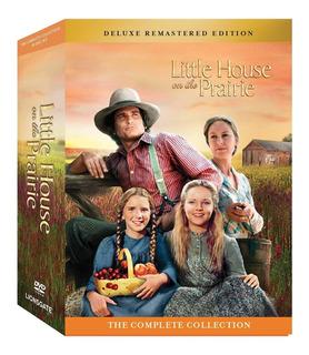 Dvd Familia Ingalls La Serie Completa / Little House On The.
