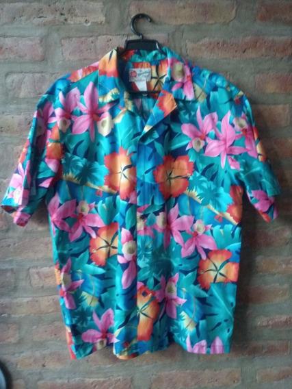 Camisa Hawaiana Talle L