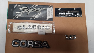 Insignia Emblema Corsa Astra Vectra