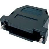 Capa Preta Para Conector Db25 Cod Con3903 Frete Cr