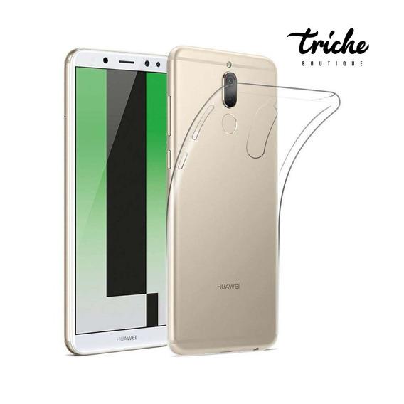 Funda Tpu Transparente Contra Golpes Huawei Mate 10 Lite