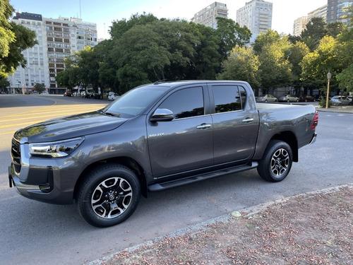 Toyota Hilux Srx 2.8 Linea Nueva 4x4 Automatica C/sin Rodar