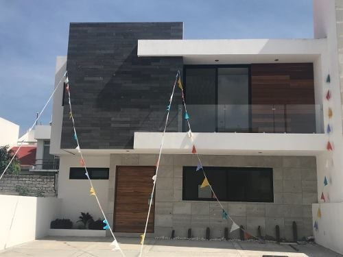 Estrena Casa En Condesa Juriquilla