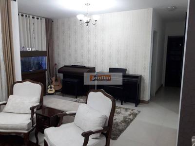 Apartamento Residencial À Venda, Centro, São Bernardo Do Campo. - Ap5017
