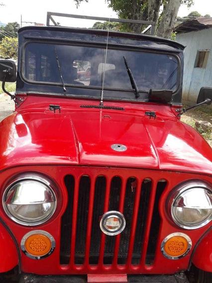 Jeep Cj6 Cabinado