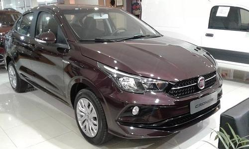 Fiat Cronos 1.3 Conectividad Minimo Anticipo Y Cuota A 0% M-