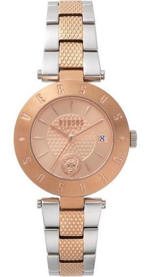 Reloj Para Dama Versus Logo Original Time Square