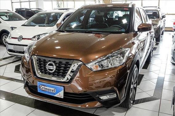 Nissan Kicks Sv 1.6 16v Flexstart 4p Xtronic