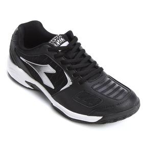 Tênis Diadora Hi Supreme 3 Masculino Black/silver Nº 38