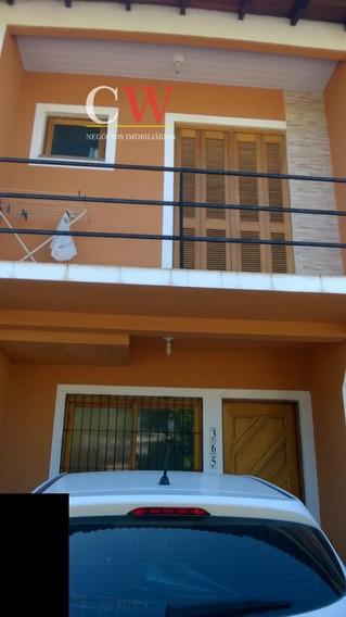 Casa / Sobrado Com 2 Dormitório(s) Localizado(a) No Bairro Parque Dos Eucaliptos Em Gravatai / Gravatai - 542