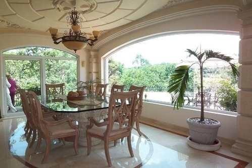 Vv165-1.-estilo Y Elegancia, Residencia En Hacienda De Valle Escondido.