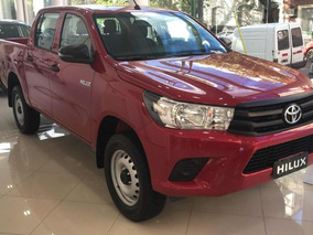 Toyota Hilux 4x4 Dx D/cab 2.4tdi 0km Conc Prana