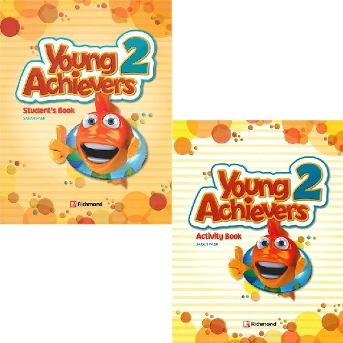 Young Achievers 2 - Student´s + Activity Book - Richmond