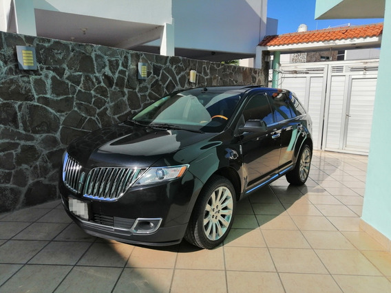 Lincoln Mkx 3.7 Lincoln Mkx - Premier V6 Awd At 2015