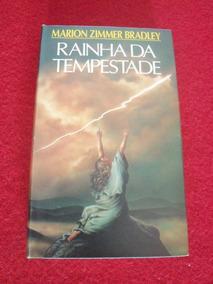 Livro Rainha Da Tempestade