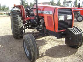 Maquinaria Agrícola Tractor Massey Ferguson Modelo 492