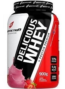 Delicious Whey Protein 900g - Body Action - Promoção