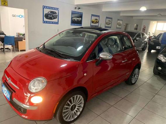 Fiat 500 2016 1.4 Lounge 105cv Serie4