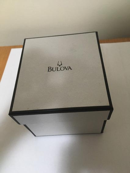 Relógio Bulova Marine Star 45mm, 98b128, Novíssimo Na Caixa.