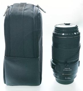 Estuche Para Lente Canon Nikon Yongnuo 75-300 55-300 Otros