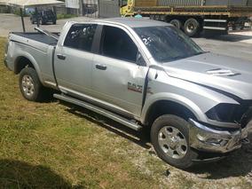 Dodge Ram 2500 2017 Sucata Para Peças