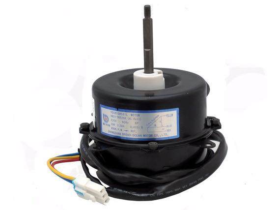 Motor Ventilador Condensadora Samsung Comum 9000 12000 Btus