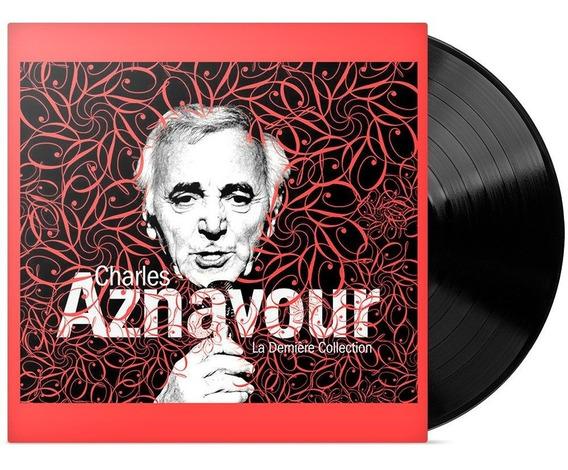 Charles Aznavour La Derniere Collection Disco Vinilo Alclick